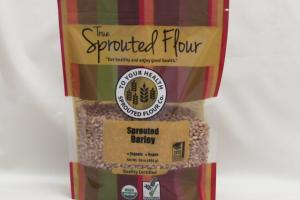 Organic Sprouted Barley