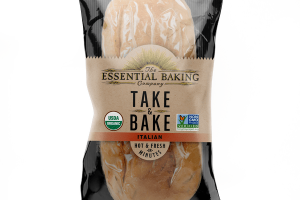 Take & Bake Italian Bread
