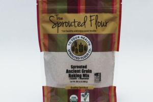 Sprouted Ancient Grain Baking Mix