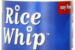 Rice Whip