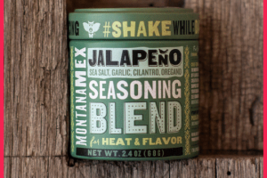 Jalapeño Seasoning