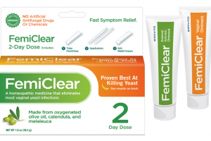 FemiClear 2 Yeast Infection Treatment