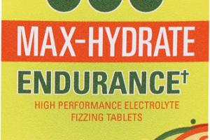 Max-hydrate Endurance
