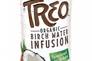 Organic Birch Water Infusion -  Coconut Pineapple