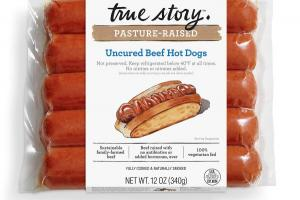 Pasture-raised Uncured Beef Hot Dogs