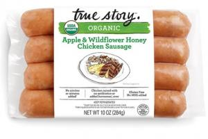 Apple & Wildflower Honey Chicken Sausage