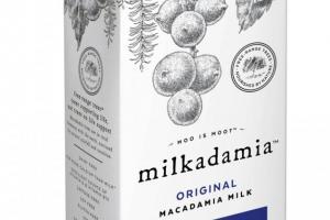 Macadamia Milk - ORIGINAL