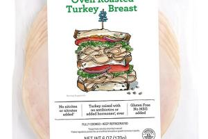 Organic Oven Roasted Turkey Breast