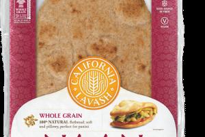 Naan - Whole Grain Flatbread