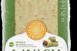Lavash Spinach