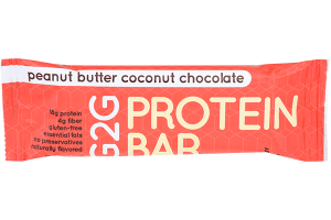 Peanut Butter Coconut Chocolate - Protein Bar