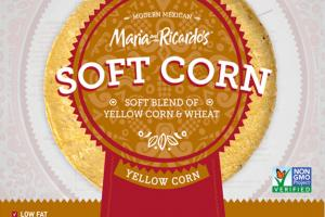 Soft Yellow Corn Tortillas