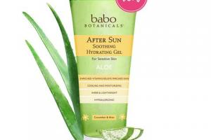 After Sun Soothing  Hydrating Gel