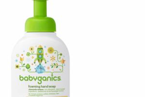 Foaming Hand Soap, Chamomile Verbena