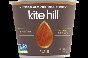 Artisan Almond Milk Yogurt - Plain