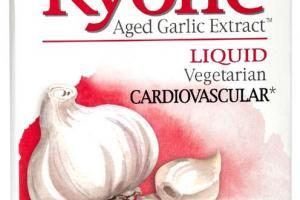 Cardiovascular Aged Garlic Extract