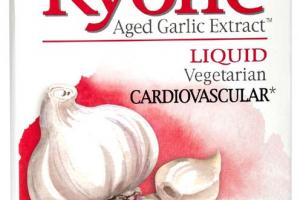 Cardiovascular Aged Garlic Extract