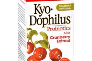 Kyo-Dophilus plus Cranberry