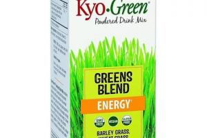 Kyo-Green Greens Blend Powder Energy