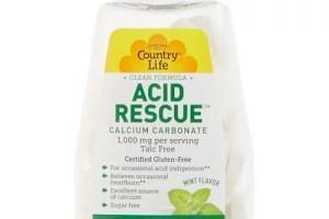 Acid Rescue Mint Flavor