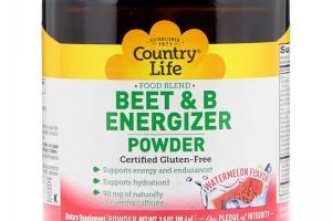 Beet & B Energizer Powder Dietary Supplement