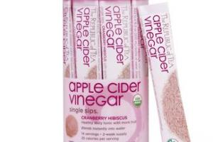 Organic Apple Cider Vinegar Single Sips