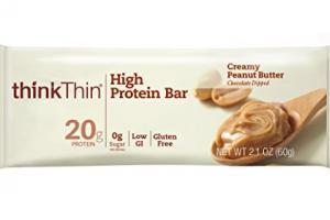 High Protein Bar - Creamy Peanut Butter