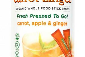 Carrot Zinger