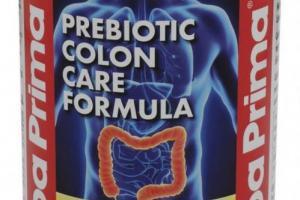 Prebiotic Colon Care Formula