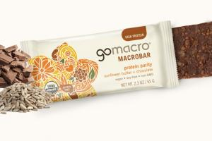Macrobar Sunflower Butter + Chocolate