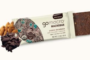 Macrobar Dark Chocolate + Almonds