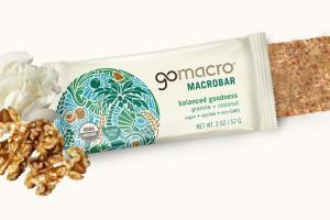 Macrobar Granola + Coconut