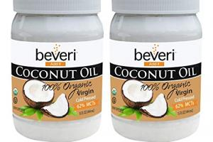 100% Virgin Coconut Oil
