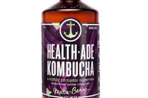 HEALTH-ADE'S MACA-BERRY KOMBUCHA