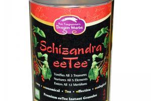 Schizandra eeTee in Jar
