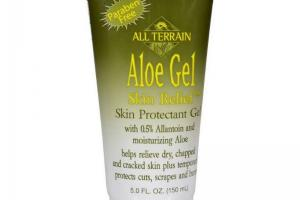 Aloe Gel Skin Relief