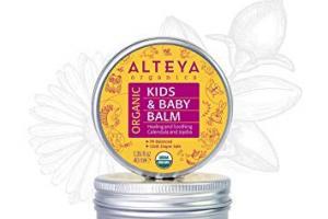 Organic Kids & Baby Balm
