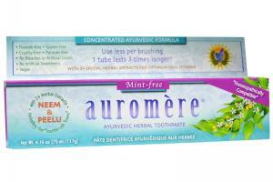 Ayurvedic Mint-Free Toothpaste