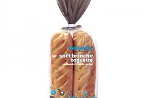 Soft Brioche Baguette