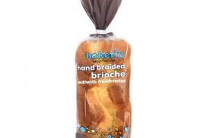 Hand Braided Brioche