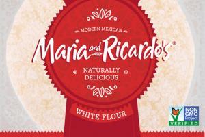 White Flour Tortillas, Burrito Size
