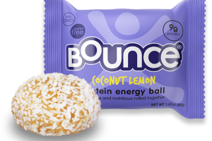 Coconut Lemon Protein Energy Ball