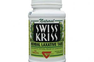 Herbal Laxative Tabs