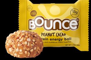 Peanut Cacao Protein Energy Ball