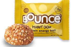 Peanut Cacao Protein Energy Ball
