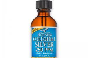 COLLOIDAL SILVER 250ppm
