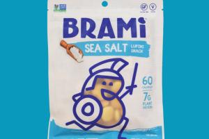 Sea Salt Lupini Snack