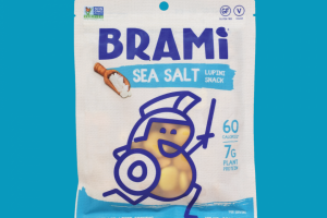Sea Salt Lupini Snack