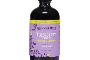 Elderberry Children's Formula