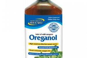 Oreganol P73 Juice – 12 FL. OZ.